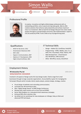 Resume Professional professional professional resume samples templates The Modern Cut Promotional Rate Rrp 80 Magnifier 1900 Professional Resume Template 2